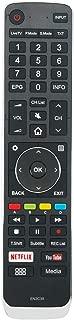 New EN3C39 Remote Control fit for Hisense Smart TV 55N8700UW 65N8700UWG 50M7030UW 55M7030UWG 65M7030UWG 75N9700UWG ENC3C39 50N7 55N7 65N7 75N7 65N8 75N9 55PX 65PX 50P7 55P7 65P7 75P7 65P8 75P8 65P9