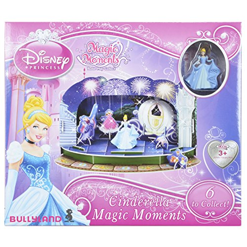 Bullyland 11904 - Walt Disney Cinderella Magic Moments, Spielset, ca. 19,5 x 11,3 x 11 cm