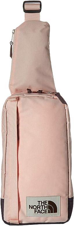 Pink Salt/Rabbit Grey Light Heather