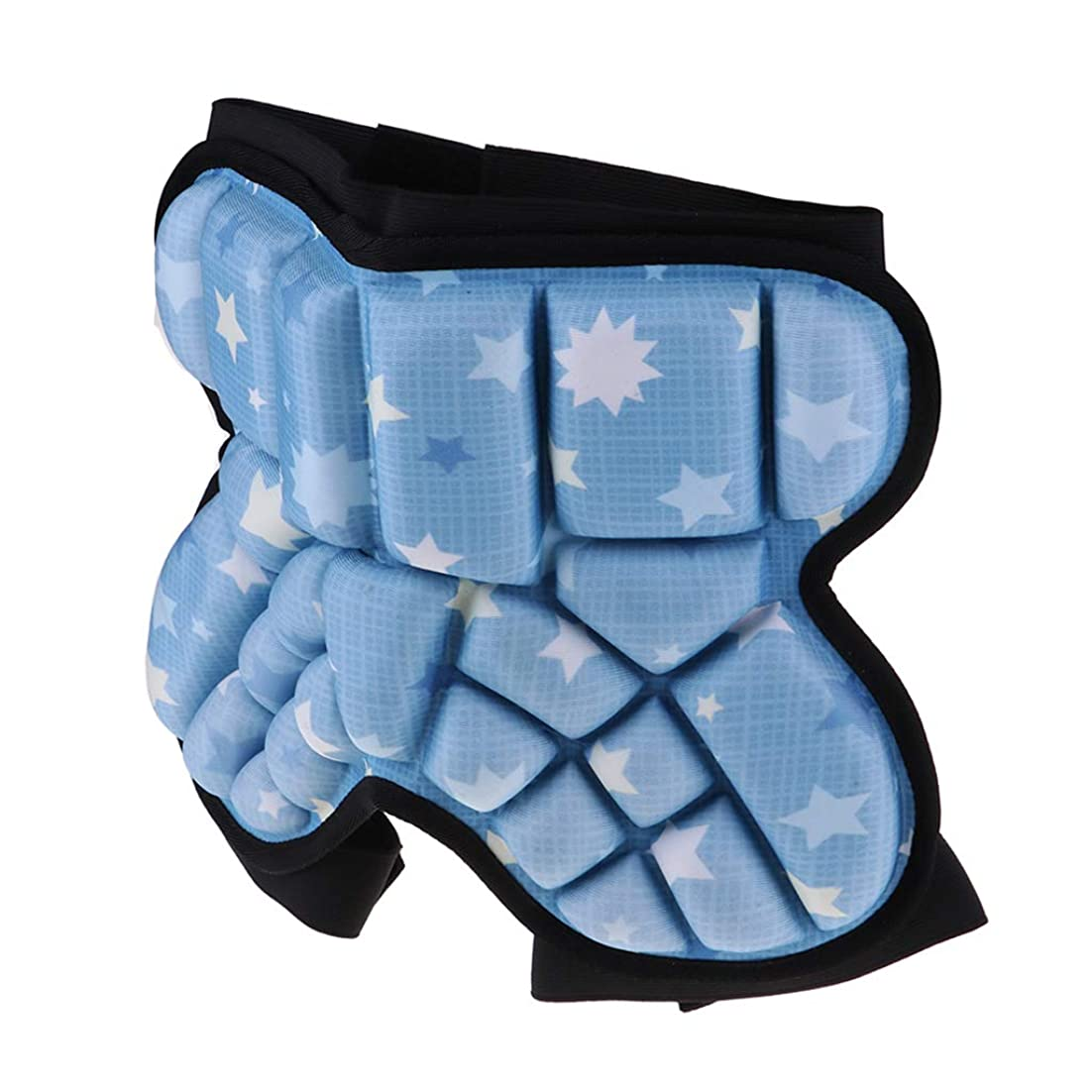 ワイプ本質的にリードD DOLITY キッズ ヒッププロテクター パンツ 腰椎/お尻/尾骨/股間ガード スノーボード スケート