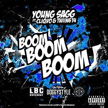Boom Boom Boom (feat. Cliqvo & Twiin614)