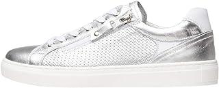 Nero Giardini E010652D Sneakers Femme en Cuir
