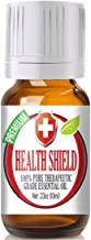 Health Shield Blend Essential Oil - 100% Pure Therapeutic Grade Health Shield Blend Oil - 10ml