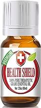 Health Shield Essential Oil Blend - 100% Pure Therapeutic Grade Health Shield Blend Oil - 10ml