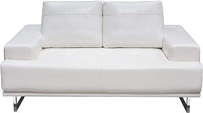 Amazon.com: Diamond Sofa Opus Convertible Tufted Sofa - Grey ...