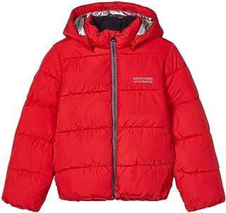 NAME IT Nkmmilton Puffer Jacket Camp Chaqueta para Niños