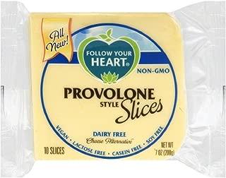 FOLLOW YOUR HEART CHEESE ALT PROVLNE SLICE 7OZ