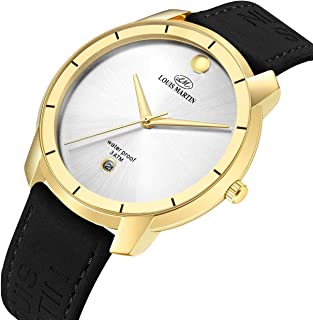 Louis Martin Casual Watch For Men Analog Stainless Steel - N-02