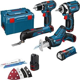 comprar comparacion BOSCH KIT 12V (5 herramientas)