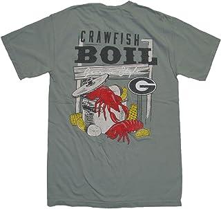 Georgia Bulldogs Crawfish Boil Bay T-Shirt