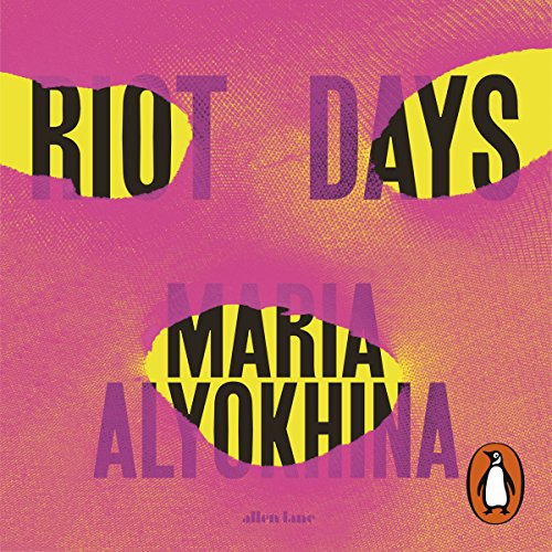 Riot Days audiobook cover art
