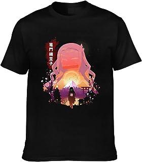 Demon Slayer Anime 3D Print Design T-Shirt Shirts Unisex for Women Men