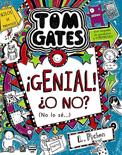 Tom Gates: ¡Genial! ¿O no? (No lo...