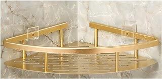 1 Tier No Drilling Bathroom Corner Shelves Adhesive Corner Bathroom Shelf Shower Corner Caddy