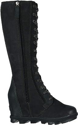 Black Full Grain Leather/Nubuck Combo