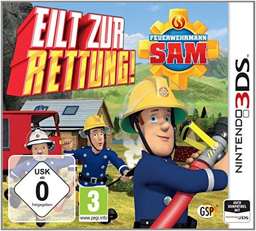 Feuerwehrmann Sam für Nintendo 3DS (3DS)