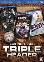 Major League Baseball Triple Header [DVD] [Import]