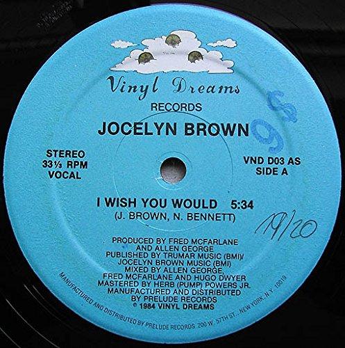I Wish You Would b/w alt mix (12 inch vinyl single)