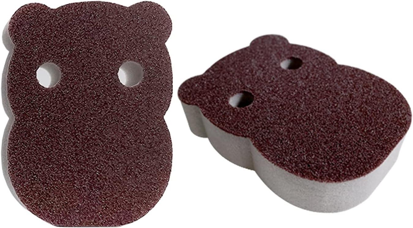 LiQinKeJi8 Multifunción Magic Sponge Extracción de óxido Limpio algodón Limpiador de Cocina Herramienta de Cocina Accesorios de Cocina Lavado Gadgets para Lavar Platos en el Fregadero (Color : A)