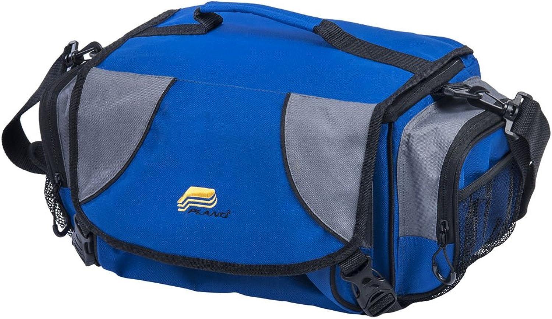 Plano Weekend Serie Tackle Bag – 3700 Serie Blau B0168HO8OC  Allgemeines Produkt