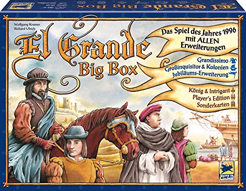 Schmidt Spiele  El Grande Big Box