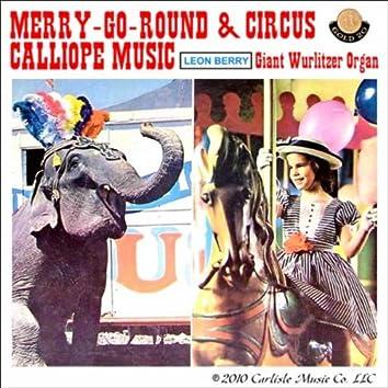 Merry-Go-Round & Circus Calliope Organ