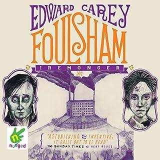 Foulsham audiobook cover art