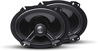 "Rockford Fosgate T1682 Power 6""x8"" 2-Way Full-Range Speaker (Pair)"