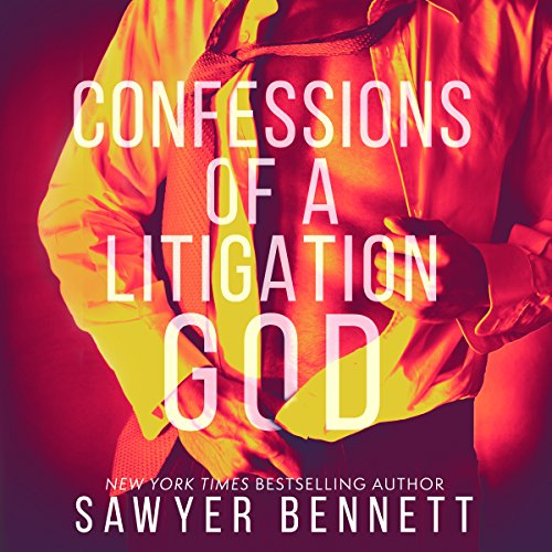 Confessions of a Litigation God: A Legal Affairs Full Length Erotic Novel cover art
