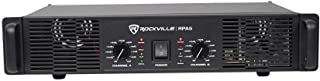 Rockville RPA5 1000 Watt Peak / 500w RMS 2 Channel Power Amplifier Pro/DJ Amp