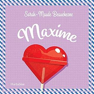 Page de couverture de Maxime