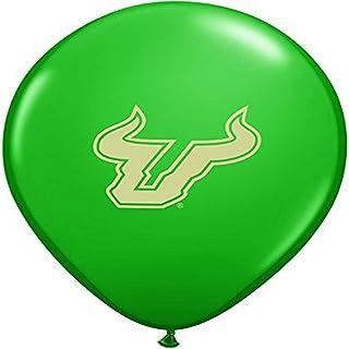 """Pioneer Balloon Company 11"""" U OF S FLORIDA-LATEX 10CT, Multicolor"""