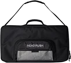 HeadRush Gigbag | Lightweight Gig Bag Custom Designed for the HeadRush Pedalboard with Adjustable Shoulder Strap, Re-Enforced Handle and Multiple Storage Pockets