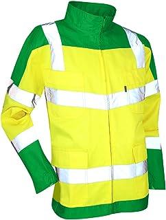 478a7192560 LMA cazadora de alta visibilidad, verde/amarillo neón, multicolor, 2115  URGENCE