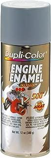 Dupli-Color (EDE161207-6 PK 'Gray Engine Primer' Engine Enamel with Ceramic - 12 oz. Aerosol, (Case of 6)