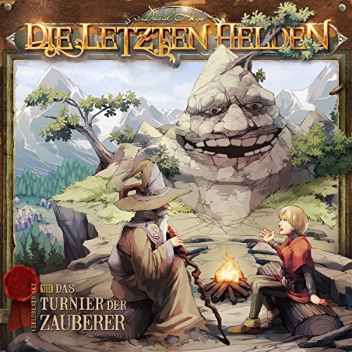 Das Turnier der Zauberer audiobook cover art