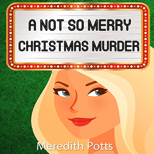 Couverture de A Not so Merry Christmas Murder