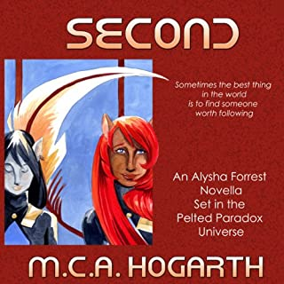Second audiobook cover art