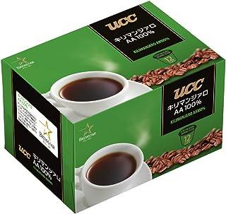 Kカップ UCC キリマンジャロAA100% 8g×12個入 キューリグコーヒーマシン専用 6箱セット 72杯分