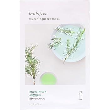 Innisfree My Real Squeeze Mask-Tea Tree