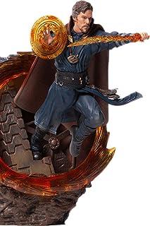 Iron Studios Doctor Strange BDS Art Scale 1/10 Avengers Endgame Statue, Multicolor
