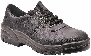 PORTWEST FW14 Steelite™ Protector Work Shoe S1P Black FW14BK-R51