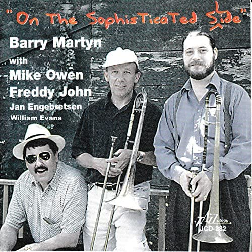 Barry Martyn feat. Jan Engebretsen, Mike Owen, Freddy John & William Evans
