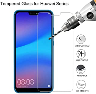 Gpower Tempered Glass Screen Protector for Huawei P20/P10/P20 Pro/P20 Lite 10V/Nova 2 - for Huawei Honor 10