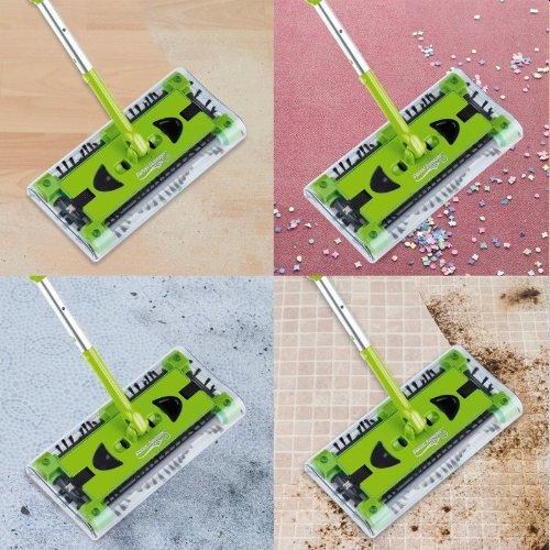 Swivel Sweeper G2 metallisch limegreen mit Ellenbogengelenk - 2