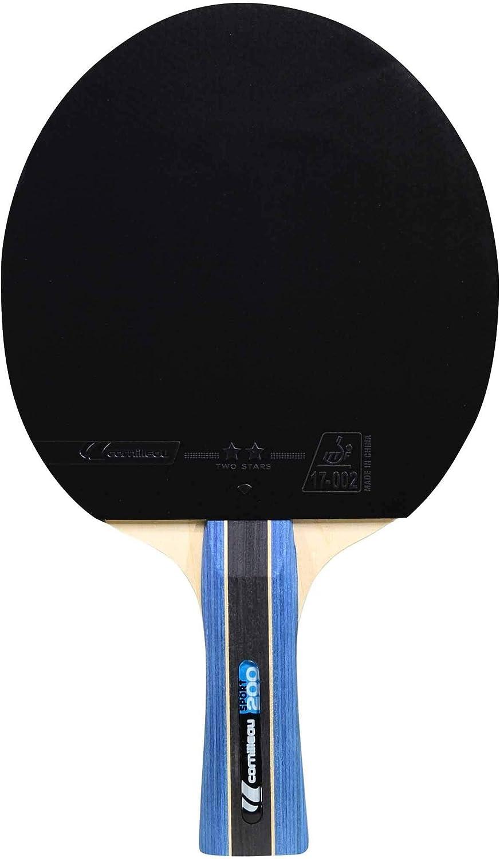 Cornilleau Sport 200Pala de Tenis de Mesa Unisex, Transparente, Talla única