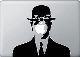 Apple Macbook Decal Sticker Skin-Son of Man