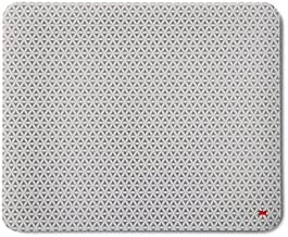 3M Precise Mouse Pad with Repositionable Adhesive Back, Enhances the Precision of Optical Mice at Fast Speeds, 8.5