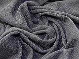 Minerva Crafts Kleiderstoff, Maulwurfmischung, Flanell,