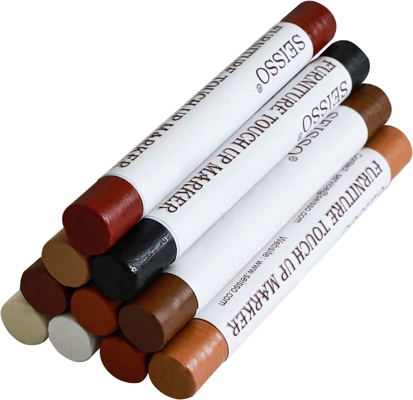 SEISSO Furniture Repair Wax Crayons 10 Wood Fillers Excellence R Pcs Floor Miami Mall